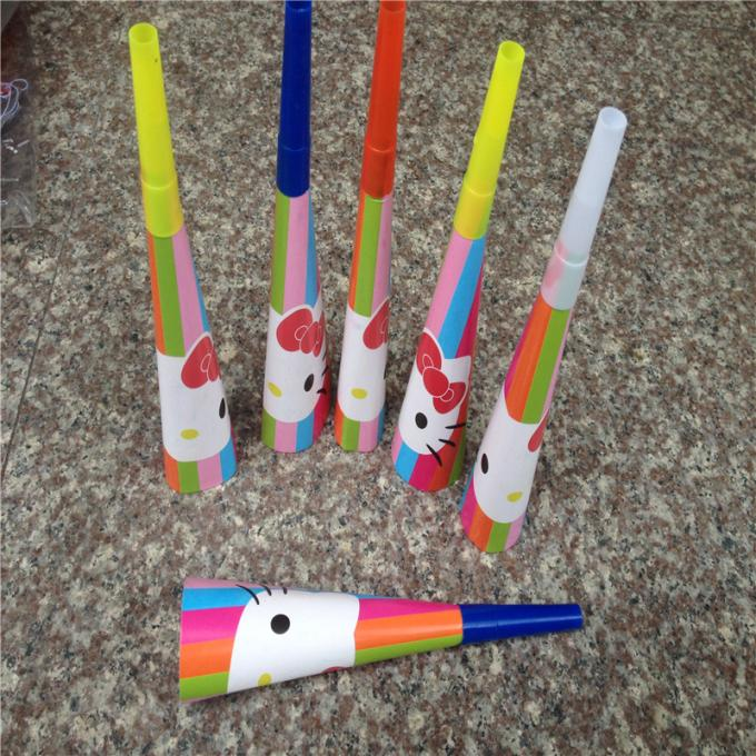 Professional Paper Horn Making Machine High Performance For  Kids Party Favors