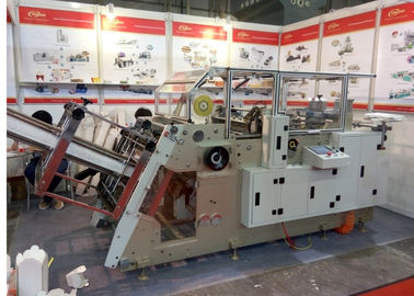 Çin Full Auto Paper Lunch Box Machine , Paper Container Making Machine CE Certification Tedarikçi