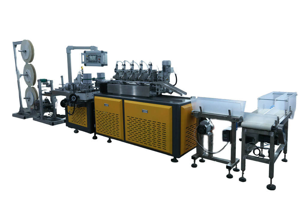 Higher Efficency Paper Straw Machine With Carbon Steel Plastic Knife