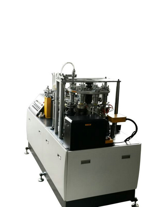 High Speed Paper Cup Production Machine / Paper Cup Making machine 75-85 Pcs/Min