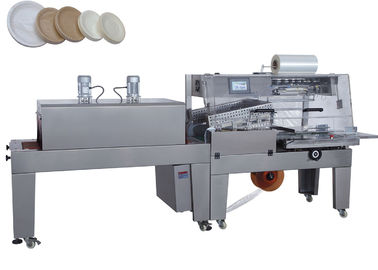 Çin High Performance Shrink Film Wrapping Machine Stable Running With Photocell Detection Fabrika