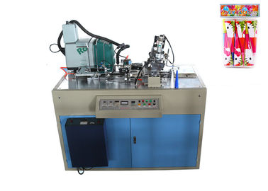 Çin Economical Cardboard Paper Horn Forming Machine , Paper Horn Maker Equipment Fabrika