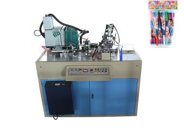 Çin Happy New Year Paper Cup Forming Equipment , Paper Horn Making Machine Fabrika